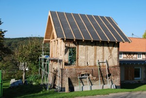 Suedseite Backhaus 2011